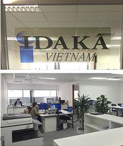 IDAKA VIETNAM CO , LTD